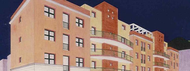 Lunghezza roma 18 appartamenti 3 negozi residenze for Appartamenti arredati roma